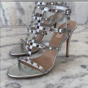 Valentino Garavani Rockstud Strappy Sandal